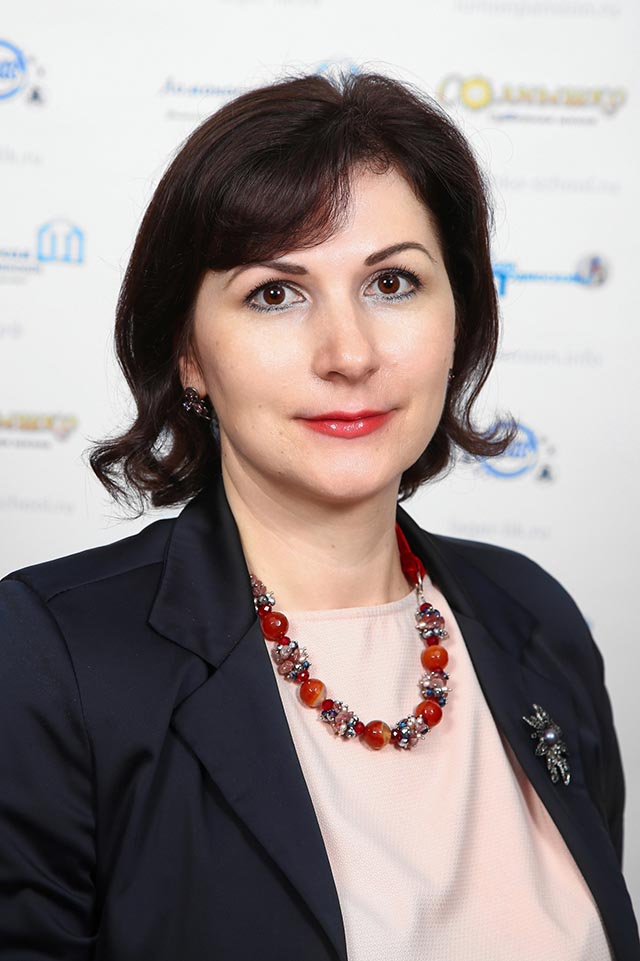 Екатерина Анатольевна Васильева